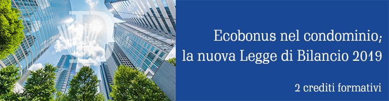 ecobonus in condominio