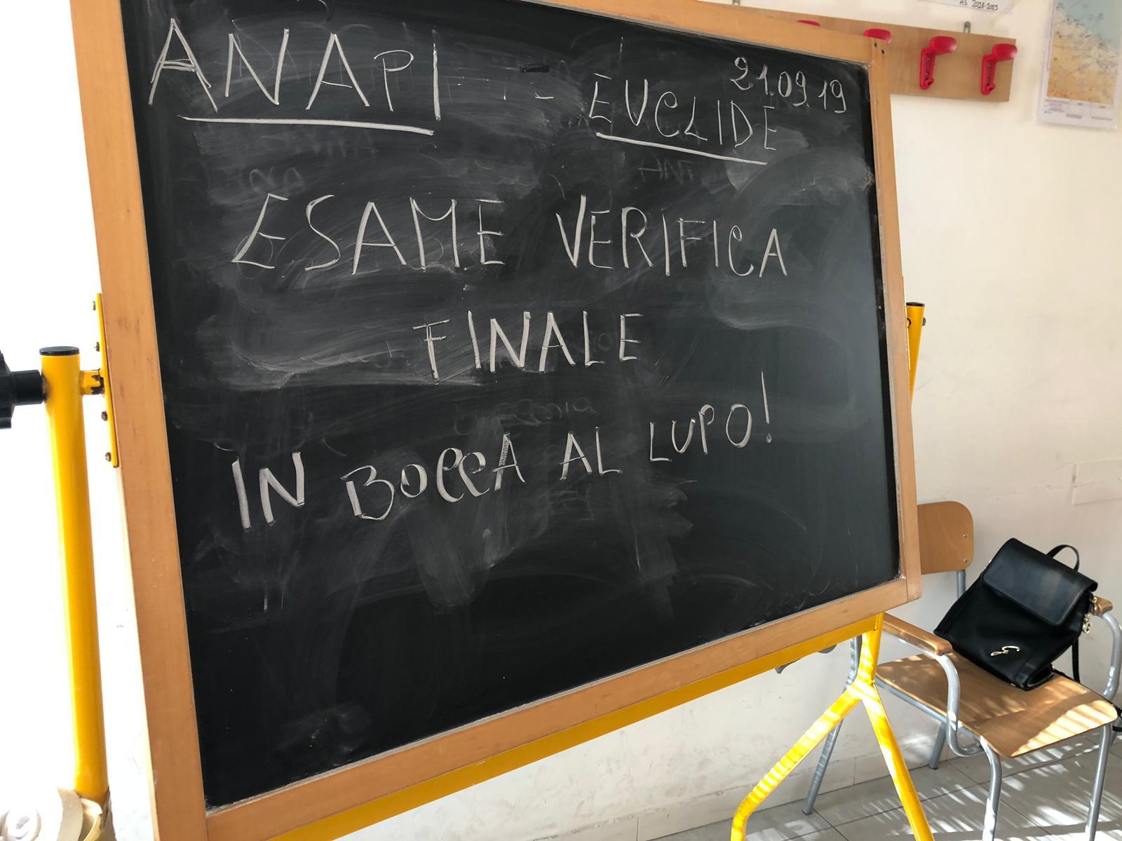 anapi scuola