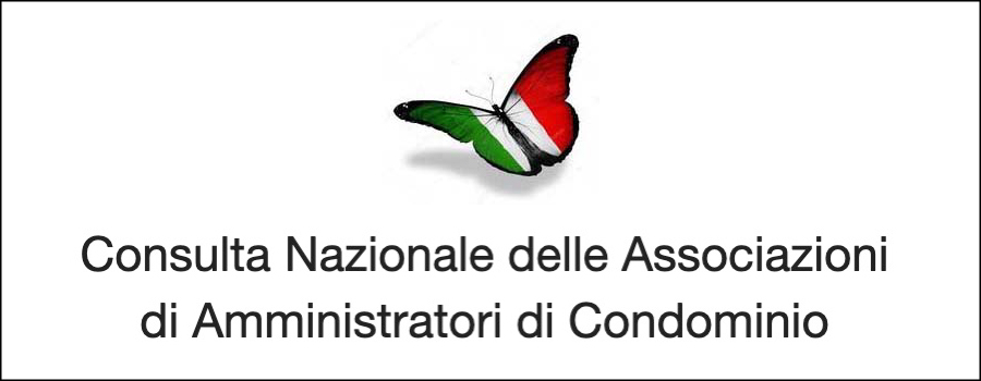 consulta nazionale delle associazioni di amministratori di condominio